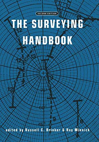 9781461358589: The Surveying Handbook