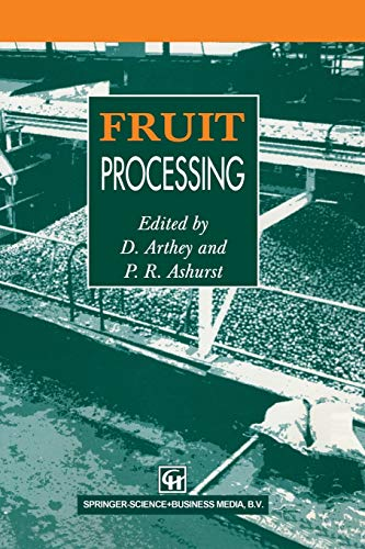 9781461358756: Fruit Processing