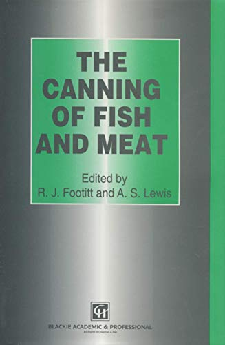 9781461358800: The Canning of Fish and Meat