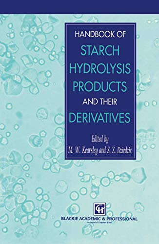 9781461359029: Handbook of Starch Hydrolysis Products and their Derivatives (Volume 2)