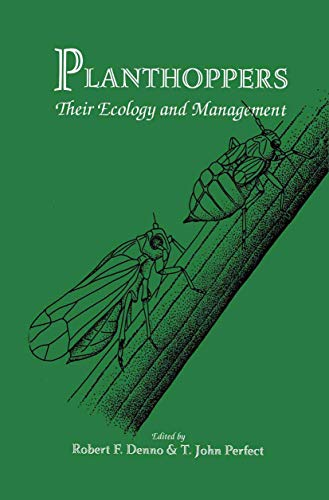 9781461360155: Planthoppers: Their Ecology and Management (Volume 2)