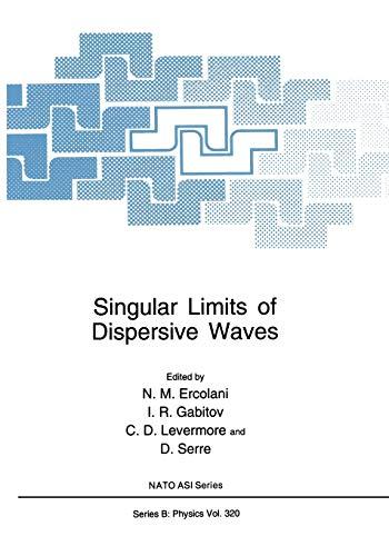 Singular Limits of Dispersive Waves