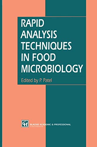 9781461361435: Rapid Analysis Techniques in Food Microbiology