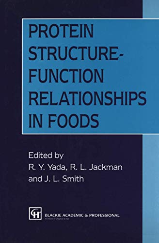 9781461361473: Protein Structure-Function Relationships in Foods
