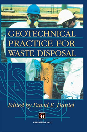 9781461363408: Geotechnical Practice for Waste Disposal