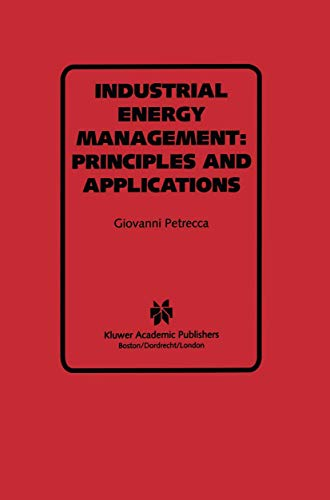 9781461363842: Industrial Energy Management: Principles and Applications