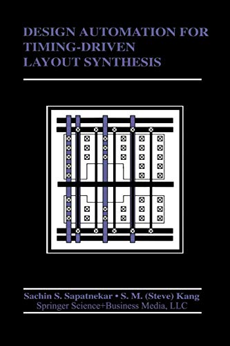 9781461363934: Design Automation for Timing-Driven Layout Synthesis (The Springer International Series in Engineering and Computer Science)