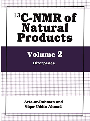9781461364467: 13C-NMR of Natural Products: Volume 2: Diterpenes