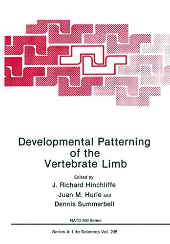 9781461364573: Developmental Patterning of the Vertebrate Limb (Nato Science Series A:)
