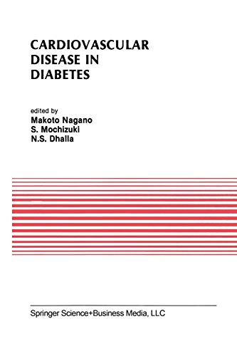 9781461365587: Cardiovascular Disease in Diabetes: Proceedings of the Symposium on the Diabetic Heart sponsored by the Council of Cardiac Metabolism of the ... (Developments in Cardiovascular Medicine)