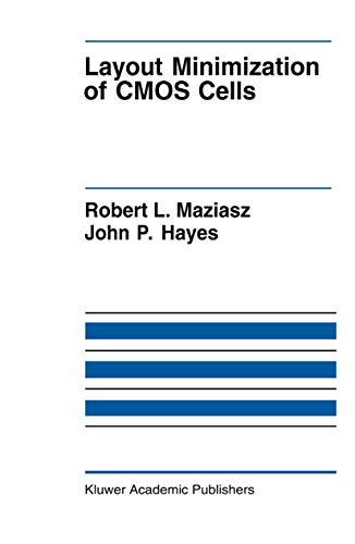 9781461366119: Layout Minimization of CMOS Cells (The Springer International Series in Engineering and Computer Science)