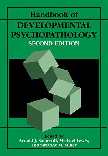 9781461368687: Handbook of Developmental Psychopathology