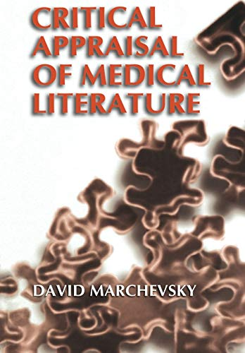 9781461368878: Critical Appraisal of Medical Literature: Volume 38