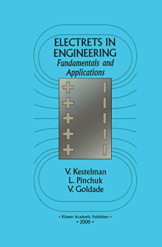 9781461370062: Electrets in Engineering: Fundamentals and Applications