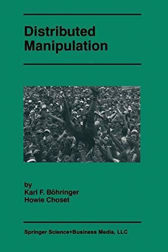 9781461370512: Distributed Manipulation