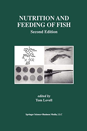 9781461372264: Nutrition and Feeding of Fish