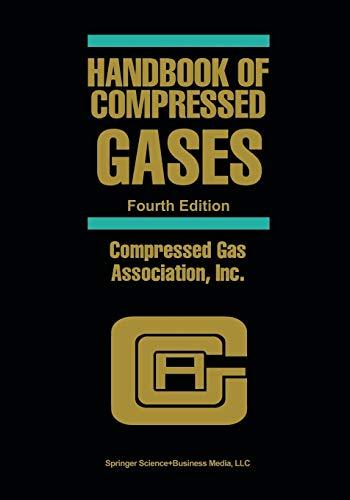 9781461374114: Handbook of Compressed Gases