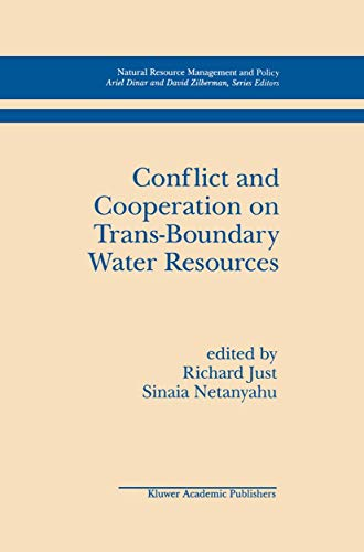 9781461375852: Conflict and Cooperation on Trans-Boundary Water Resources (Natural Resource Management and Policy)