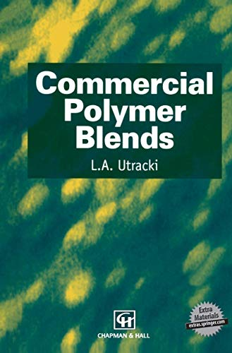 9781461376521: Commercial Polymer Blends