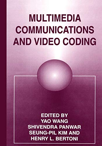 9781461380368: Multimedia Communications and Video Coding