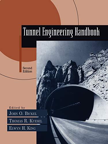 9781461380535: Tunnel Engineering Handbook