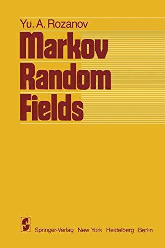 Markov Random Fields: Y.A. Rozanov