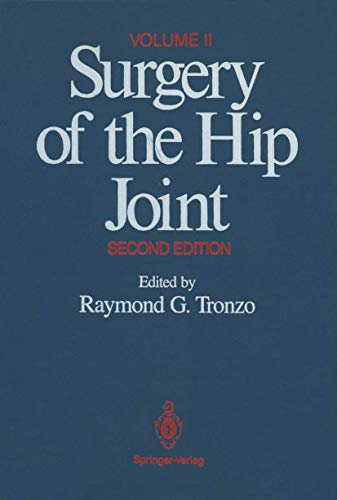 9781461386308: Surgery of the Hip Joint: Volume II: 2