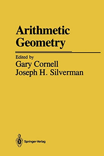 9781461386575: Arithmetic Geometry