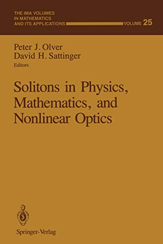 Solitons in Physics, Mathematics, and Nonlinear Optics