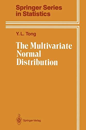 9781461396574: The Multivariate Normal Distribution (Springer Series in Statistics)
