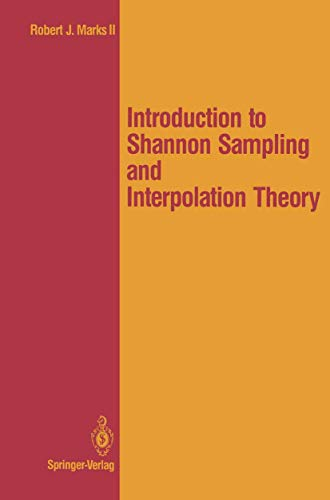 9781461397106: Introduction to Shannon Sampling and Interpolation Theory (Springer Texts in Electrical Engineering)