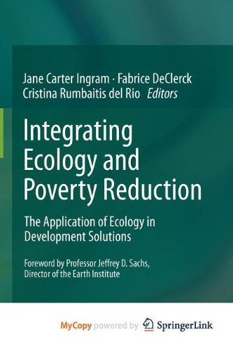 9781461401872: Integrating Ecology and Poverty Reduction: The Application of Ecology in Development Solutions