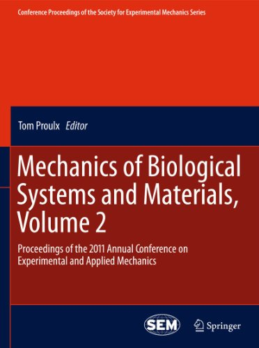 Mechanics of Biological Systems and Materials, Volume 2 (Hardback)