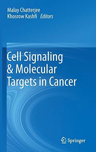 Cell Signaling & Molecular Targets in Cancer: Springer