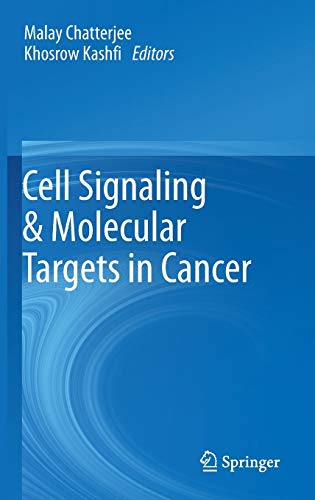 9781461407294: Cell Signaling & Molecular Targets in Cancer
