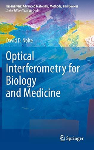 9781461408895: Optical Interferometry for Biology and Medicine (Bioanalysis)