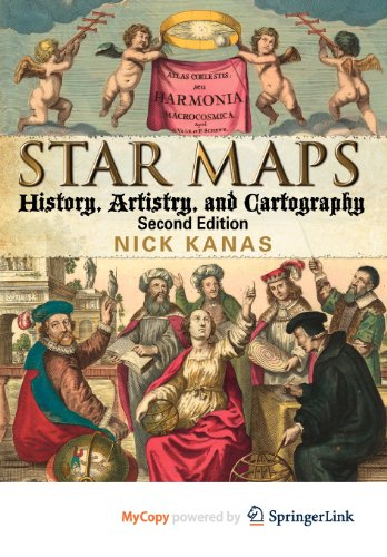 9781461409182: Star Maps: History, Artistry, and Cartography