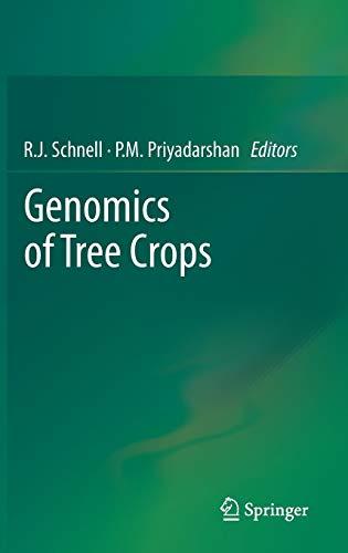 Genomics of Tree Crops: R. J. Schnell