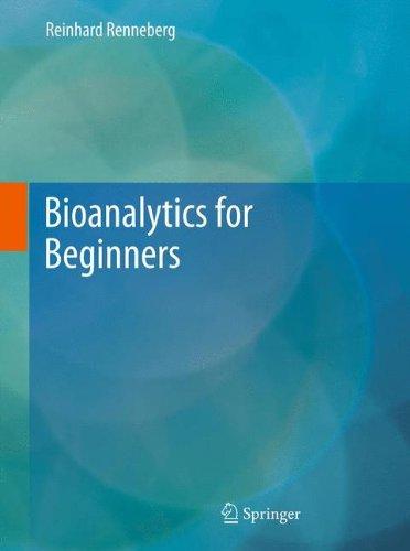 9781461409229: Bioanalytics for Beginners