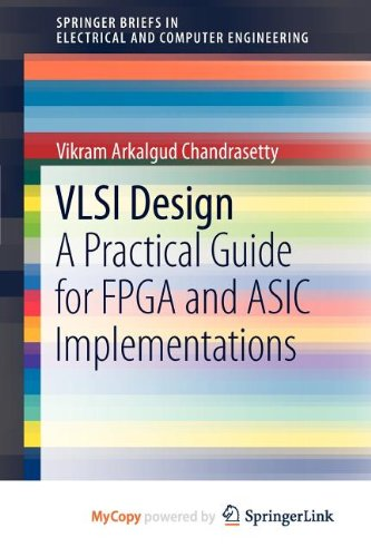 9781461411215: VLSI Design. A Practical Guide for FPGA and ASIC Implementations