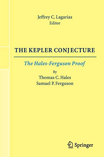 9781461411284: The Kepler Conjecture: The Hales-Ferguson Proof