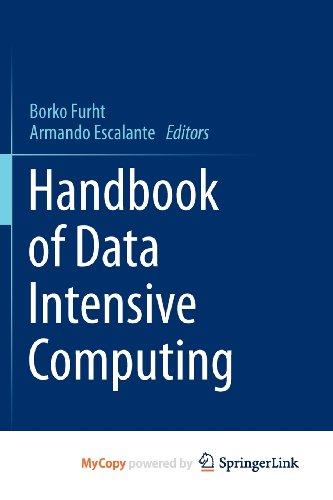 9781461414162: Handbook of Data Intensive Computing