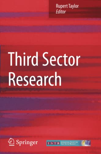 9781461415138: Third Sector Research