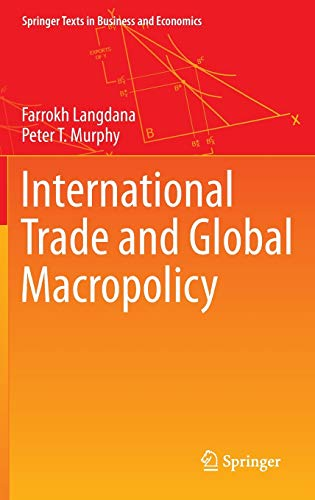 9781461416340: International Trade and Global Macropolicy (Springer Texts in Business and Economics)