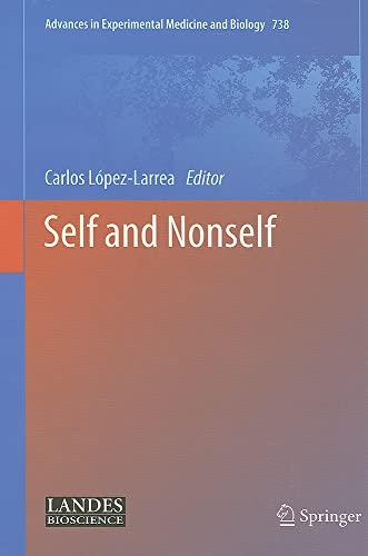 Self and Nonself: Carlos López-Larrea