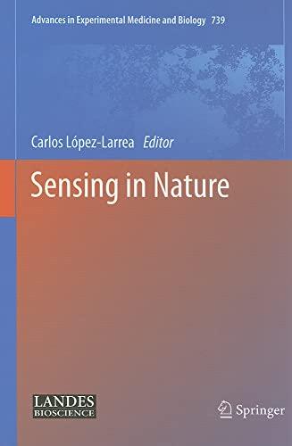 Sensing in Nature (Hardcover)