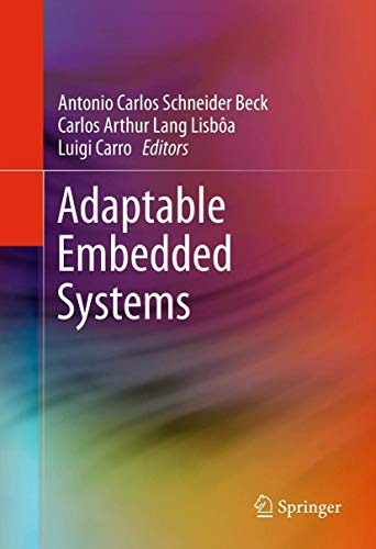 9781461417453: Adaptable Embedded Systems