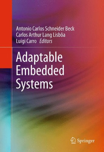9781461417460: Adaptable Embedded Systems