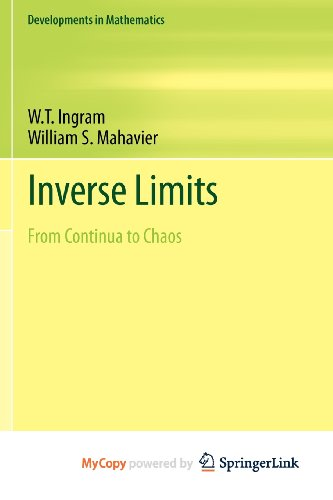 9781461417989: Inverse Limits: From Continua to Chaos