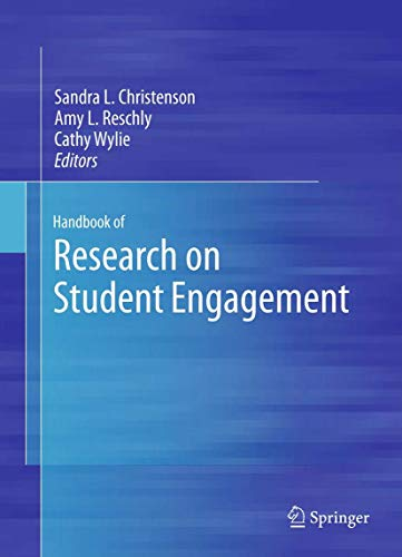 9781461420170: Handbook of Research on Student Engagement